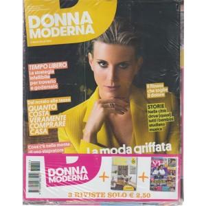 Donna Moderna - Settimanale n.40 20 Settembre2017+ Spy + Casa Facile Settem.2017