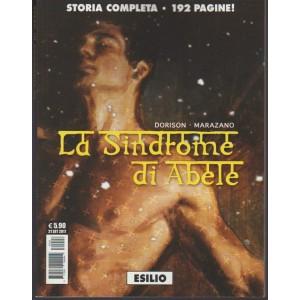 """Cosmo Serie Nera - La Sindrone di Abele """"Esilio"""" - Storia completa"""