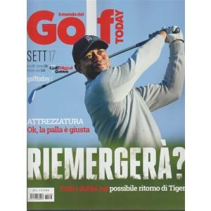 Il Mondo del Golf Today - mensile n. 286 Settembre 2017