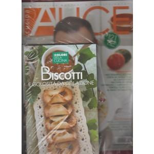 Alice Cucina - mensile n.10 Ottobre 2017+libro: Biscotti e golosità da colazione