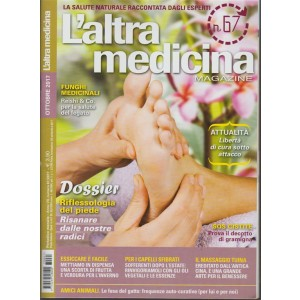 L'altra Medicina Magazine-mensile n.67 Ottobre2017-Libertà di cura sotto attacco