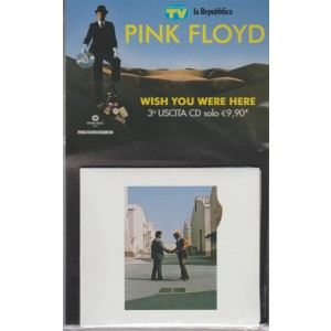 "3# CD - Pink Floyd ""Wish you were here By Sorrisi e canzoni TV"