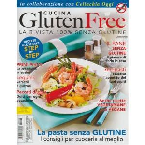 Cucina Gluten Free - trimestrale n.8 Ottobre2017 - La rivista 100% senza glutine