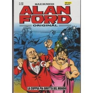 Alan Ford Original - mensile n. 580 - La coppia più brutta del mondo