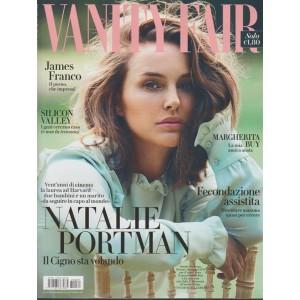 Vanity Fair - settimanale n. 39 - 4 Ottobre 2017 Natalie Portaman, 36 anni