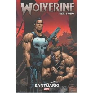 """Wolverine serie ORO vol. 20 """"Santuario"""" by Tuttosport / Corriere dello Sport"""