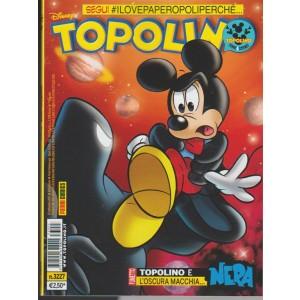 Disney Topolino - settimanale n.3227 - 27 Settembre 2017 Panini comics
