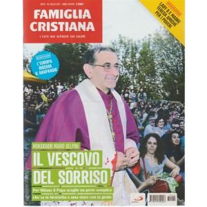 Famiglia Cristiana-settimanale n.29-16Luglio2017 i Fatti mai separati dai valori