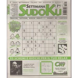 Settimana Sudoku n. 633 - 29 Settembre 2017