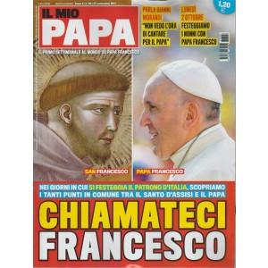 Il mio Papa - settimanale n.40 - 27 Settembre2017 - San Francesco/Papa Francesco