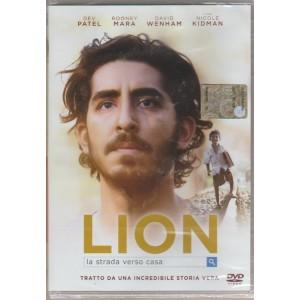 """DVD - Lion """"La Strada verso casa"""" tratto da una incredibile storia veroa"""