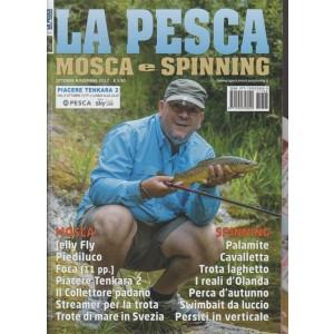 Pesca Mosca e Spinning - bimestrale n. 5 Ottobre 2017 - Piacere Tenkara 2