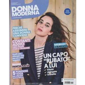Donna Moderna - settimanale n.41 - 27 Settembre 2017 - Virginia Rignano, 20 anni