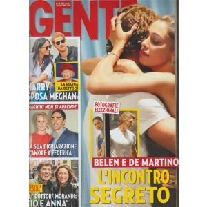 Gente - settimanale n. 40 - 10 Ottobre 2017 - Harry sposa Meghan