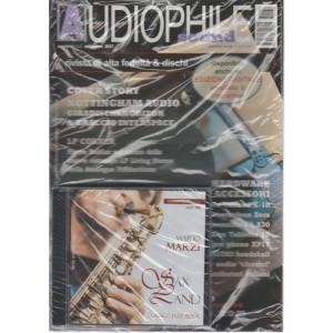 "Audiophile Sound - mensile n. 162 Settembre 2017 + CD Mario Marzi ""Sax Rand"""