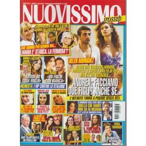 Nuovissimo Gossip - mensile n. 3 Ottobre 2017 - Belen Rodriguez con Iannone...