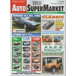 Auto Super Market - mensile n. 10 Ottobre 2017 - Sezione Classic