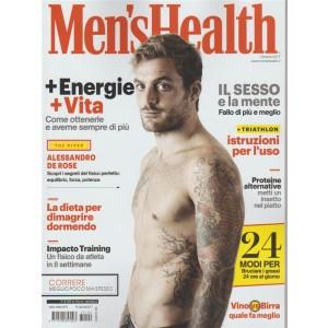 Men's Health - mensole n. 190 Ottobre 2017 +Energie +Vita: come ottenerle