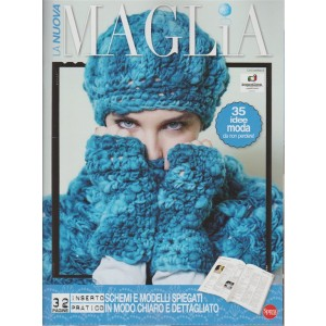 La Nuova Maglia - bimestrale n. 2 Ottobre 2017 - 35 idee moda