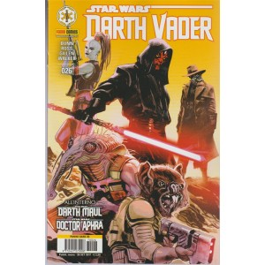 Darth Vader   26 - Darth Maul e Doctor Aphra - Panini Dark   26
