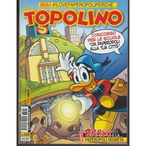 Disney Topolino - settimanale n. 3228 - 4 Ottobre 2017  Panini Comics