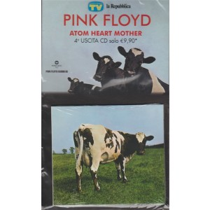 4° CD - Pink Floyd - Atom Heart Mother by Sorrisi e Canzoni TV