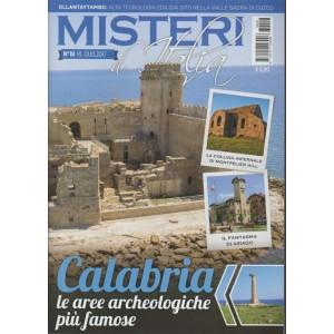 Misteri d'Italia - mensile n. 18 Ottobre 2017 - Calabria: le aree archeologiche