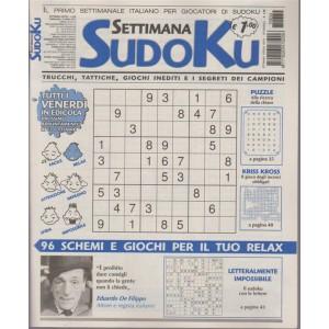 Settimana Sudoku n. 634 - 6 Ottobre 2017