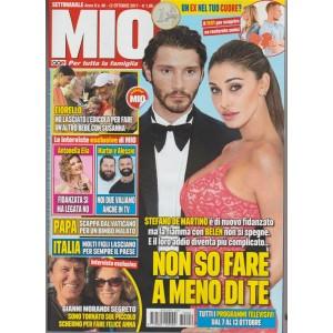 Mio - settimanale n. 40 - 12 Ottobre 2017 Gianni Morandi segreto
