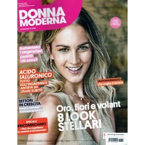 Donna Moderna - settimanale n. 30 - 12 Luglio 2017 Nicole Mantovan 21 anni