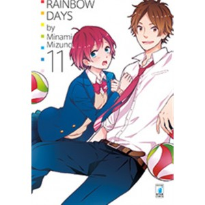 Manga: RAINBOW DAYS # 11 - Star Comics collana Turn Over # 207