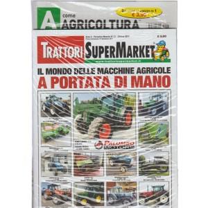 A come Agricoltura -mensile n. 46 Ottobre 2017 + Trattori SuperMarket n. 27/2017