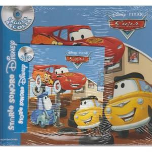 Storie sonore Disney: libro + CD - vol. 9 CARS: motori ruggenti