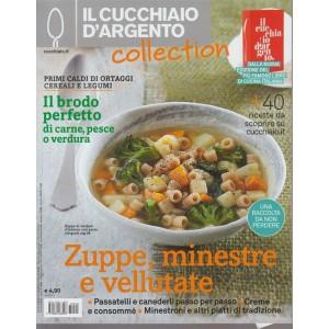 Cucchiaio d'Argento Collection-bimestr.n.20 Ott.2017-Zuppe, Minestre e Vellutate