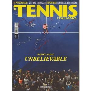 Tennis Italiano - mensile n. 10 Ottobre 2017 - Rafael Nadal Undelievable