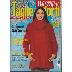 """La mia Boutique """"Taglie Forti"""" trimestrale n. 28 - Autunno -Inverno 2017"""