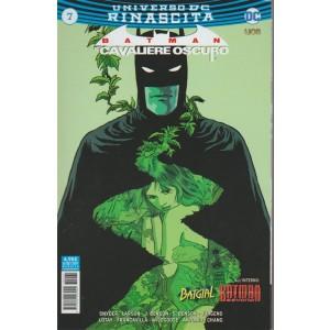 BATMAN IL CAVALIERE OSCURO 7 (61) - Universo DC Rinascita - DC Comics Lion