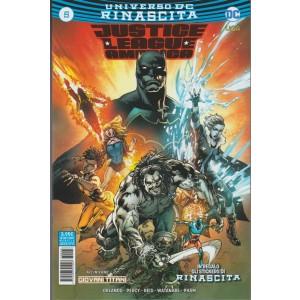 JUSTICE LEAGUE AMERICA 5 - DC Comics Lion