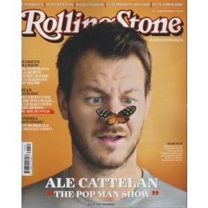 "Rolling Stone - mensile n. 10 Ottobre 2017 Ale Cattelan ""The pop man show"""