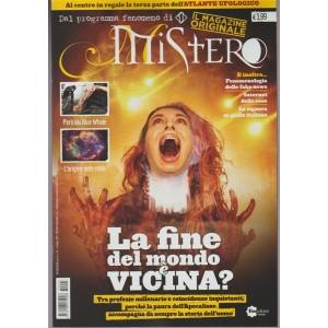 Mistero Magazine -mensile n.55 - Ottobre2017- Dal programma fenomeno di Italia 1