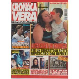 Nuova Cronaca Vera:settimanale n.2354-10Ottobre'17 Soldi sulla pelle dei randagi