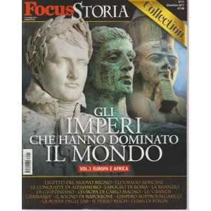 Focus Storia Collecttion - Trimestrale n. 21 Dicembre 2017 - Gli imperatori