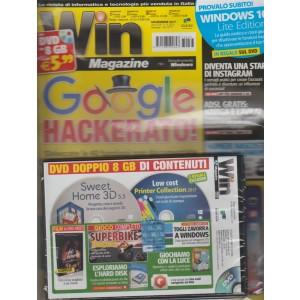 Win Magazine - mensile n. 237 Novembre 2017 - Versione DVD