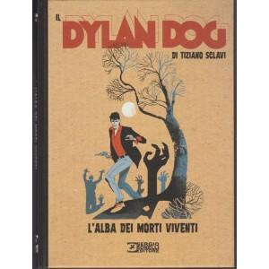 il Dylan Dog di Tiziano Sclavi-mensile vol.6 Ottobre2017-L'alba dei Morti Viventi