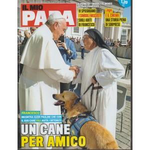 Il mio Papa - settimanale n. 42 - 11 Ottobre 2017 - un cane per amico