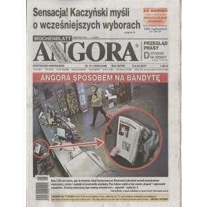 Angora Settimanale in lingua Polacca n. 41 - 2 Ottobre 2017