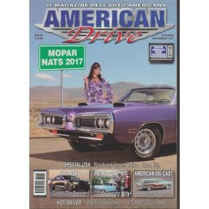 American Drive - bimestrale n. 78 Ottobre 2017 il Magazine Auto Americana
