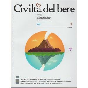 Civiltà del Bere - Bimestrale n.9/10 Settembre 2017 - Birre nelle Marche