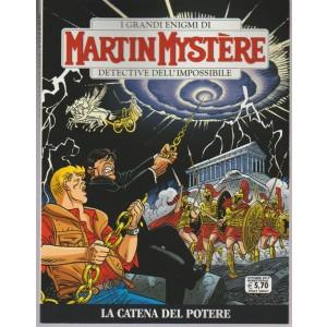 Martin Mystere - bimestrale n. 353 ottobre 2017 -La Catena del Potere