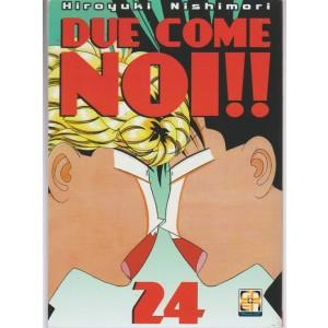 Manga: Due Come Noi!! n. 24 - Hiro Collection n. 44 - edizioni Goen